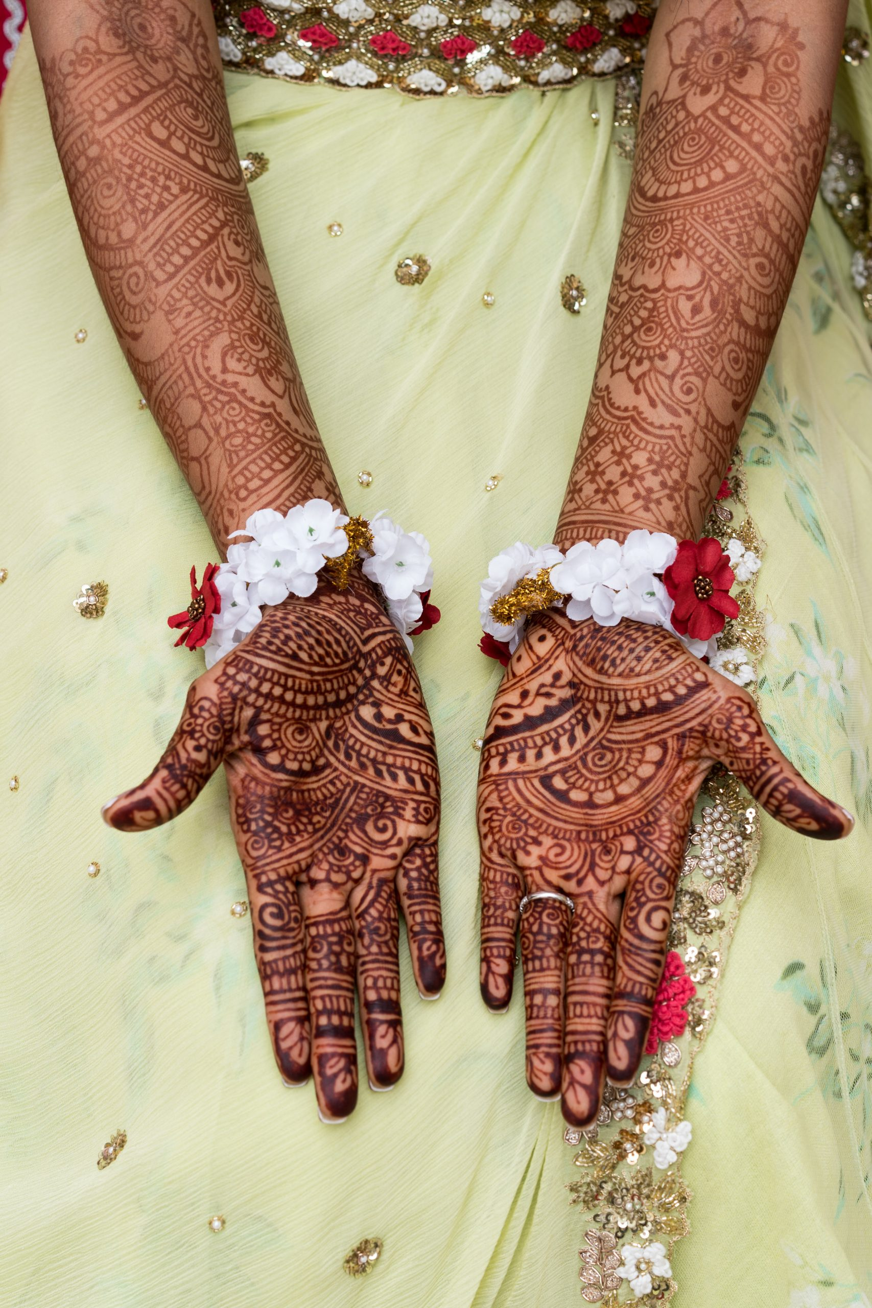 Cost of mehndi for a sikh destination wedding by latin asia one stop solution
