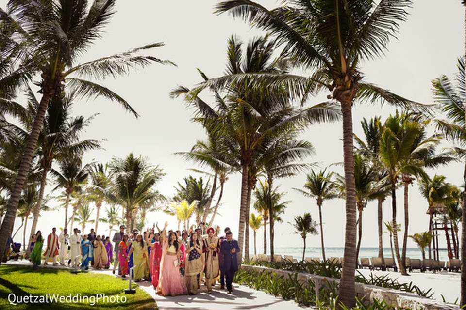 Beautiful wedding venue in cancun mexico by latin asia one stop solution
