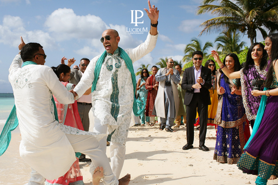 baraat at the beach hindu wedding packages in cancun mexico