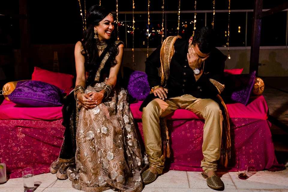 mehndi and sangeet packages cancun by Latin Asia
