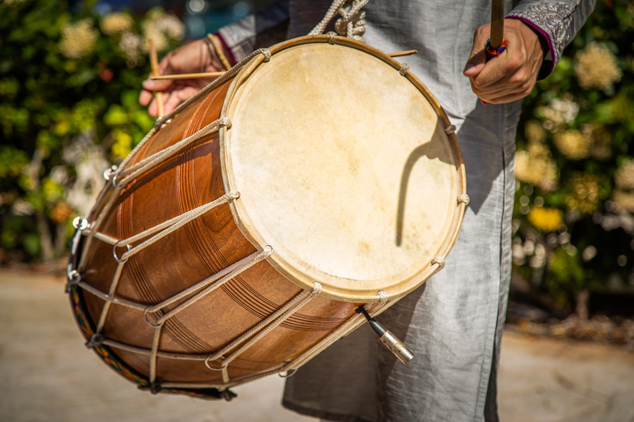 dhol rental for baraat destination indian weddings mexico by latin asia
