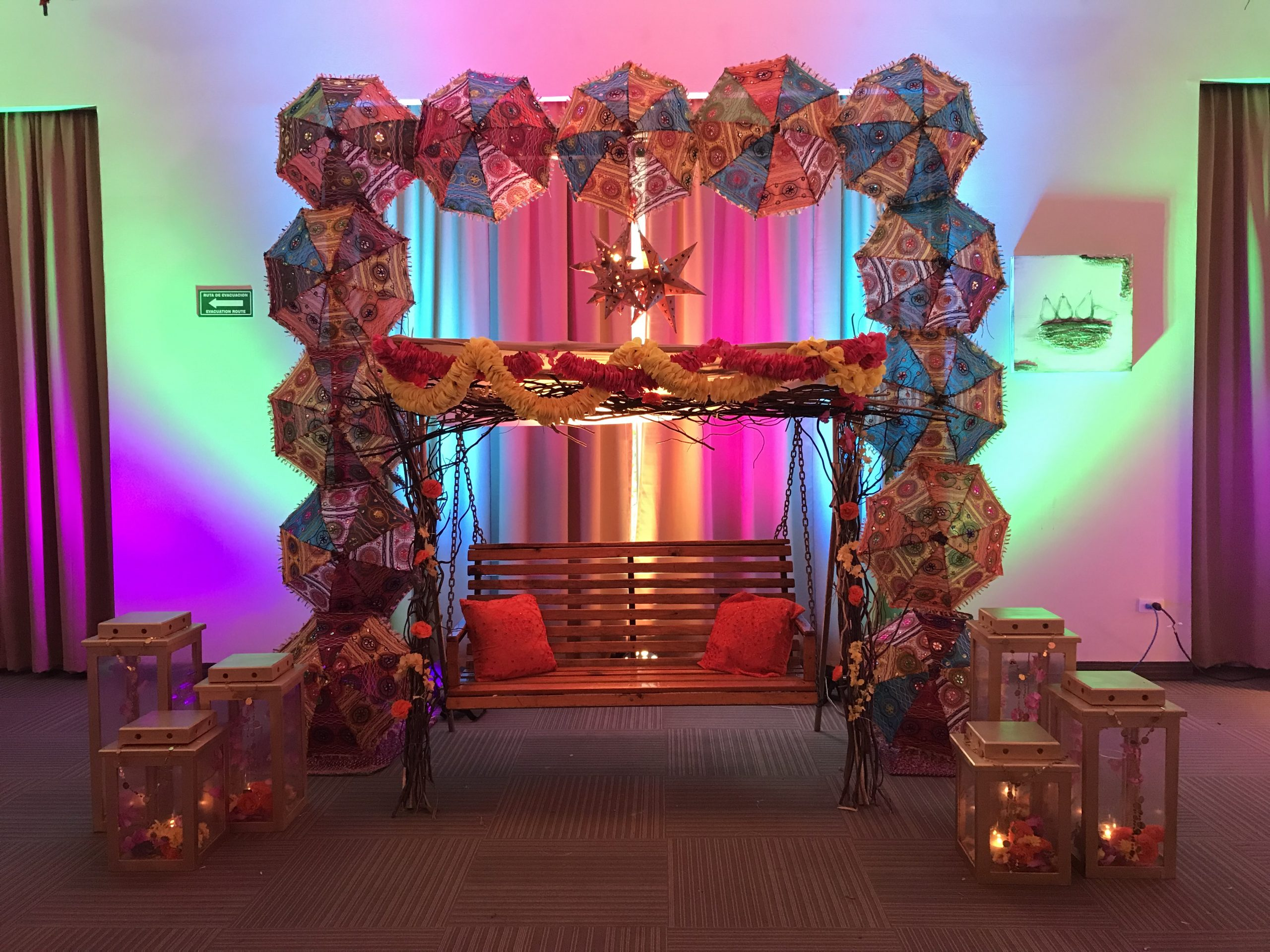 Decor cost for wedding packages by latin asia one stop solution