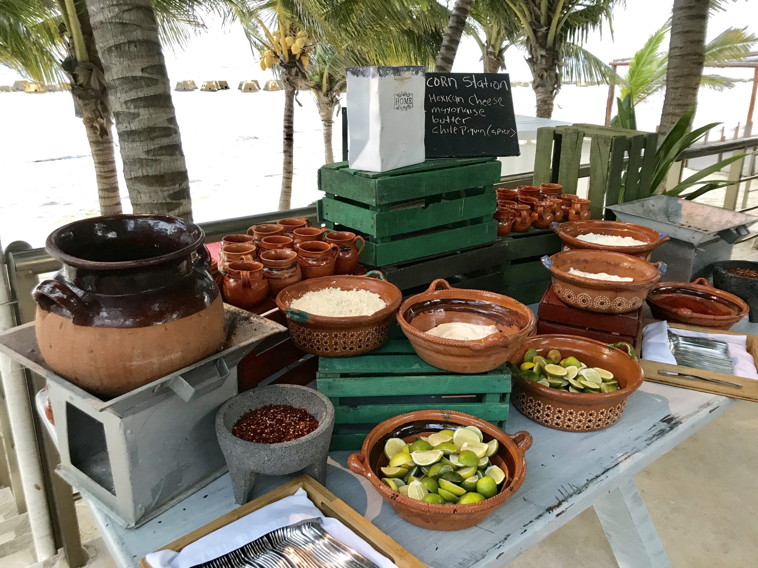 corn station prices for a destination wedding in generations riviera maya cancun by latin asia one stop solution