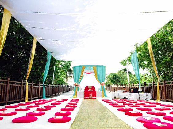 sikh weddding palki cost cancun mexico by latin asia one stop solution