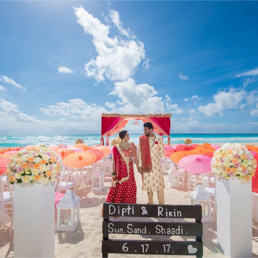 hindu wedding packages by Latin Asia