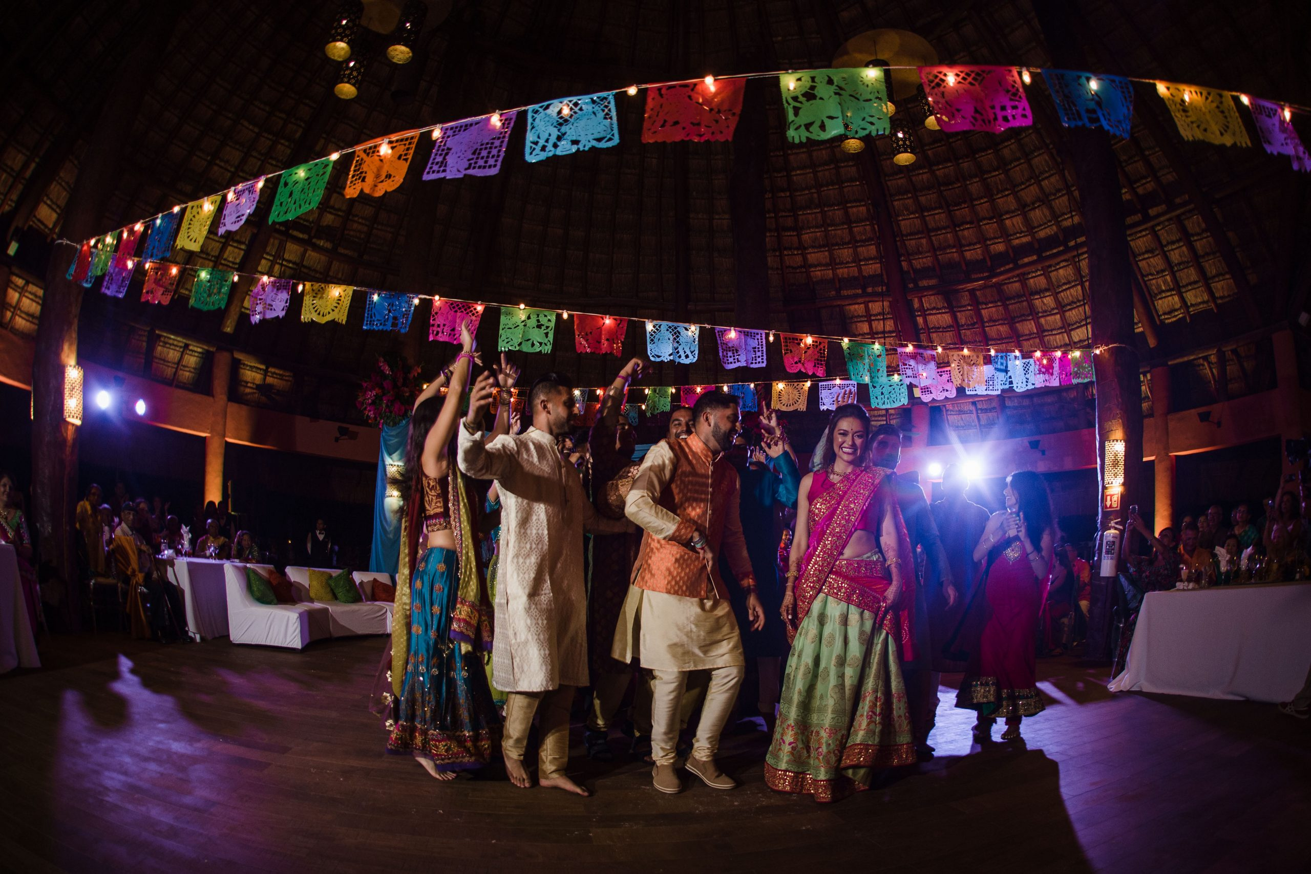 sangeet indian destination wedding packages in cancun