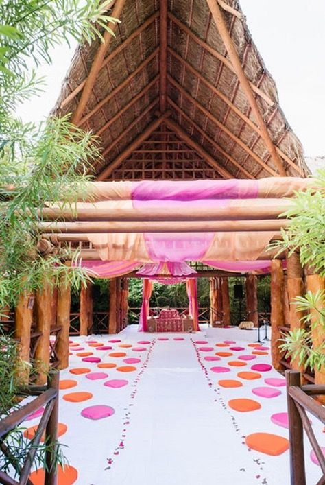 sikh wedding ceremony packages cost riviera Maya mexico by Latin Asia one stop solution