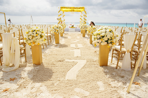 cost of a Destination Indian wedding at Sandos Cancun Luxury Resort
