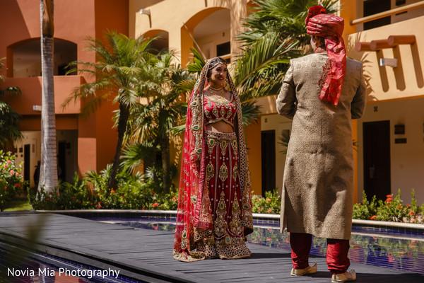 Cost of a Destination Barcelo Maya wedding