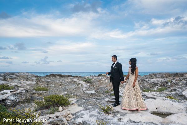 Incredible gorgeous destination wedding in Mexico at Hyatt Ziva Indian Wedding Cancun