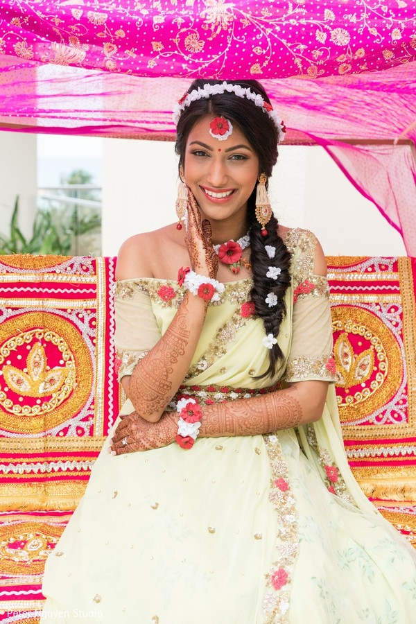 Indian ceremony cost for a destination wedding at Hyatt Ziva Cancun