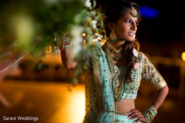 mehndi and sangeet photography and videography packages in cancun mexico by Latin Asia