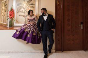 omni indian wedding rupa and mehul