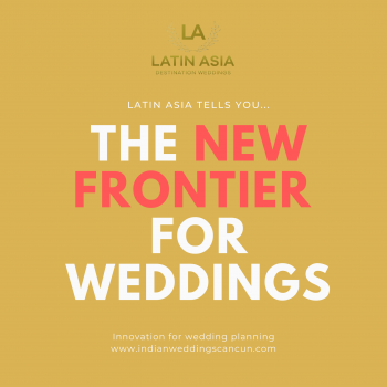 Destination weddings post lockdown with the new frontier for weddings