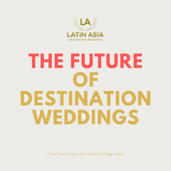 the future of destination weddings tips and tricks planning a wedding after COVID