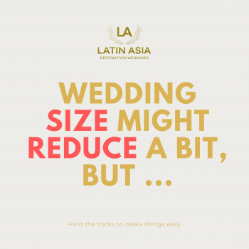 wedding size tips and tricks