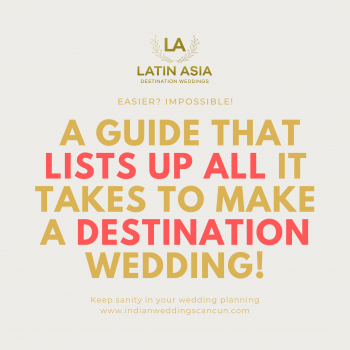 guide for destination wedding planning steps