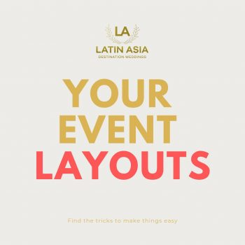 your event layouts
